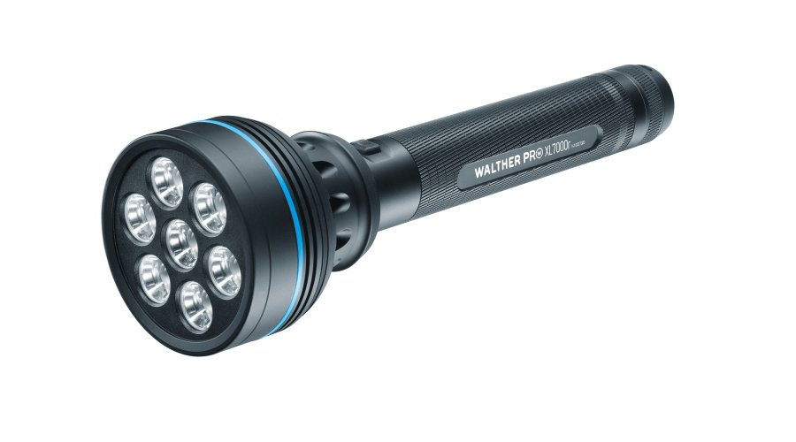 Walther Pro XL7000R searchlight