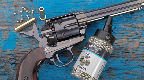 Umarex Colt Single Action Army 45