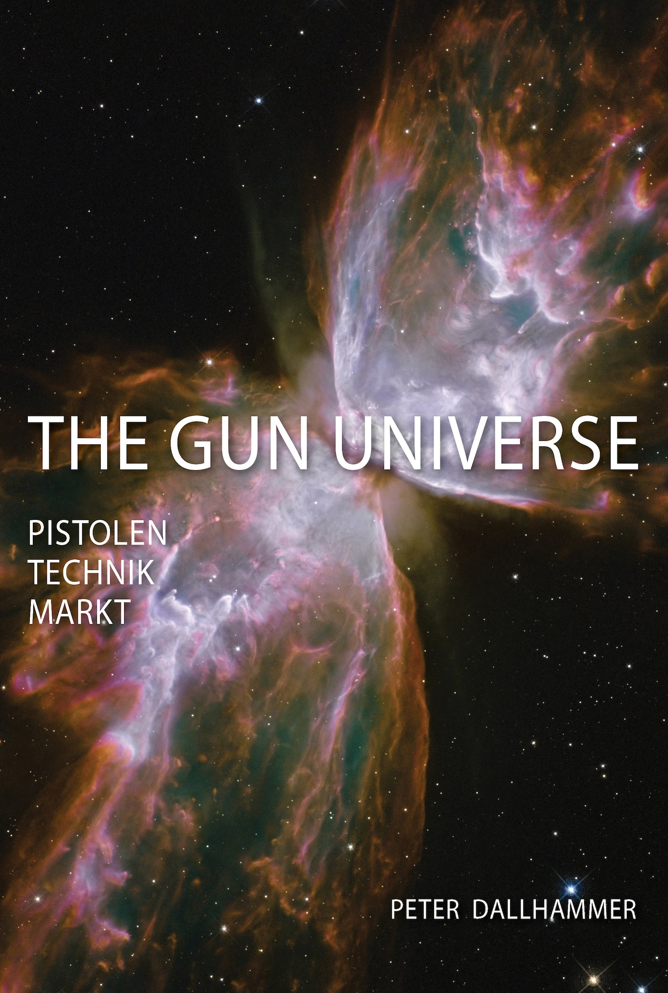 Book launch: «The Gun Universe. Pistolen – Technik – Markt»