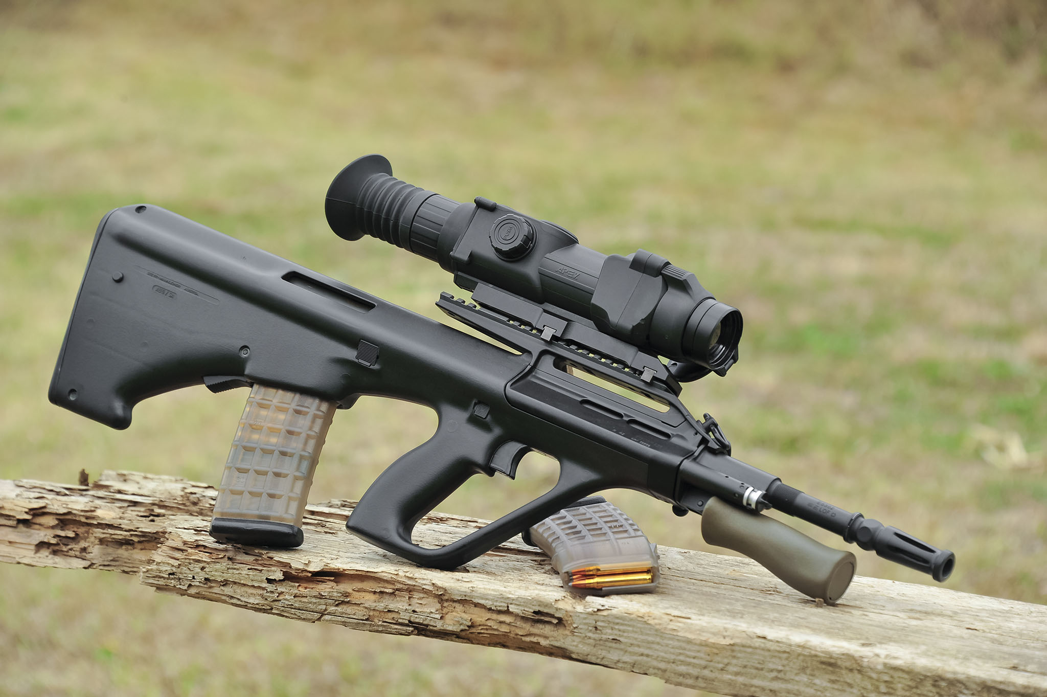 Pulsar Apex XD38 riflescope