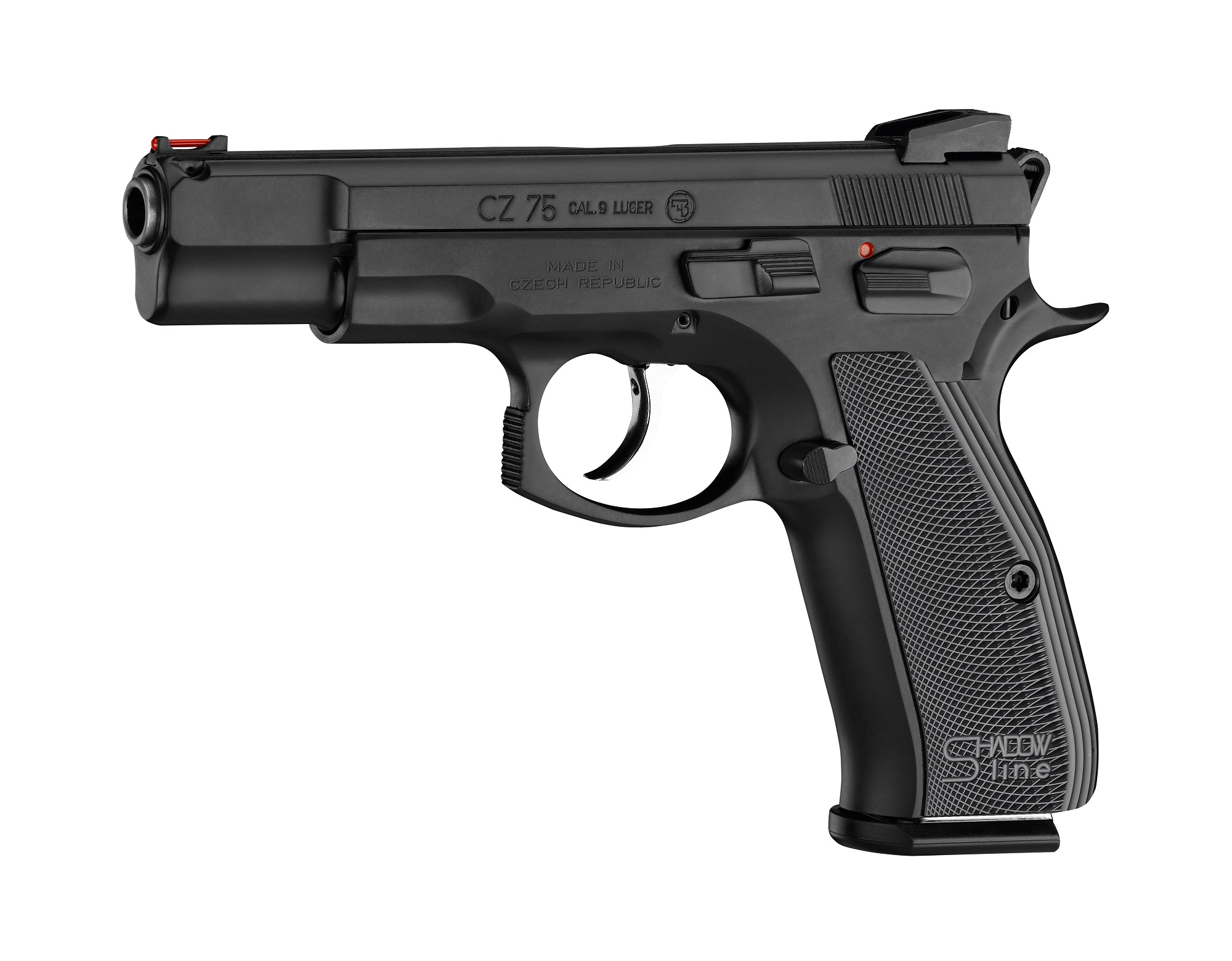 CZ-75 Shadow Line - Pistols - News - all4shooters.com