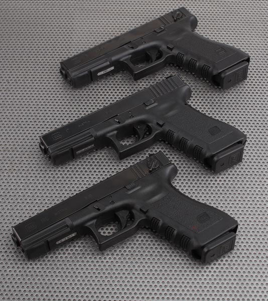 Fully automatic GLOCK 18 pistol - all4shooters.com