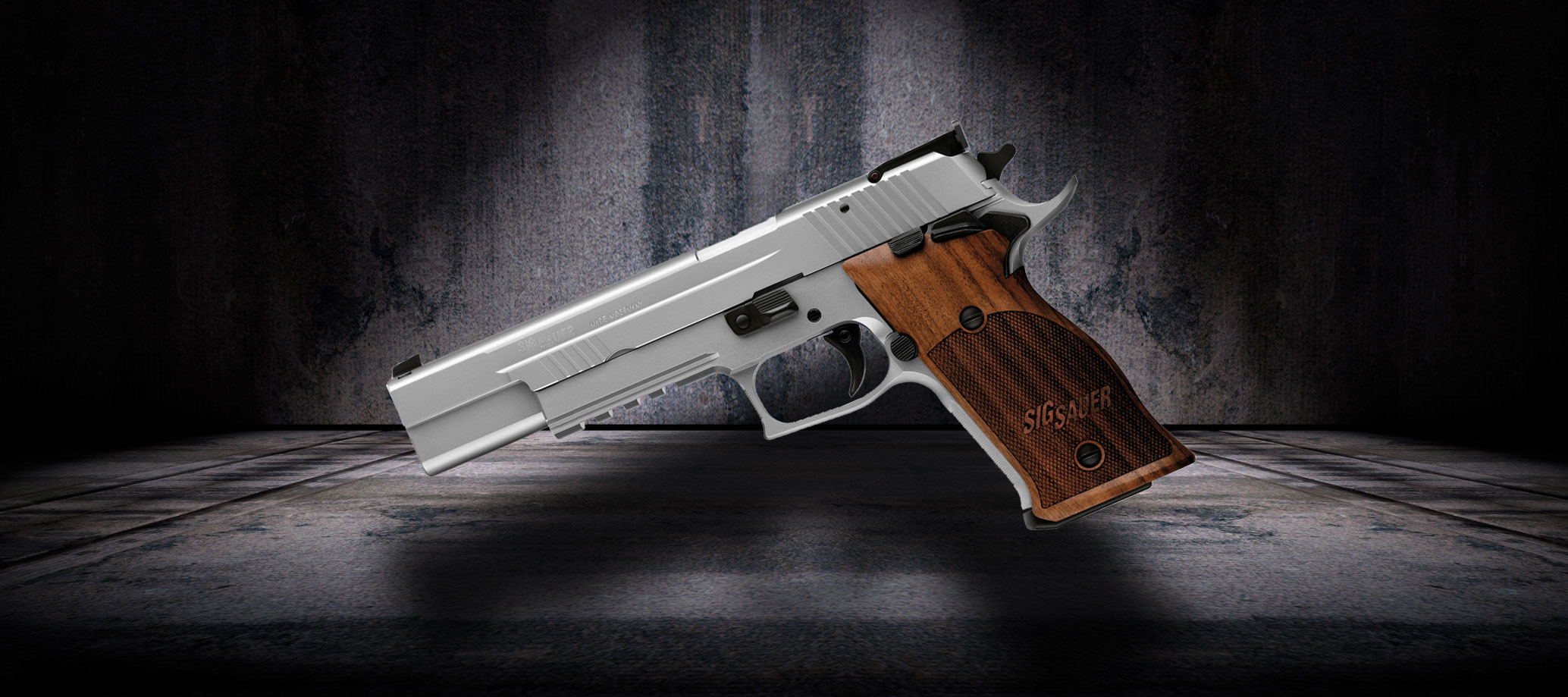 Test: SIG Sauer P220 X-Six Pistol in .45 ACP