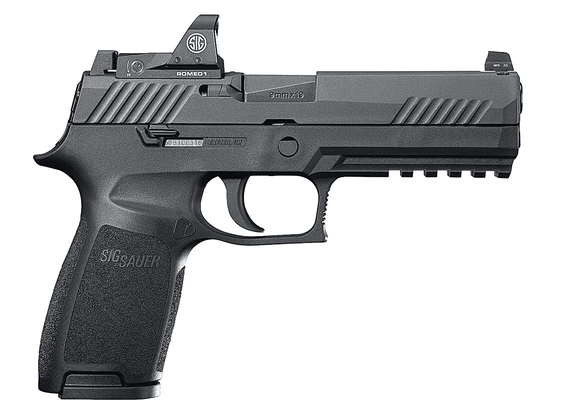 Sig sauer p320 romeo miniature red dot