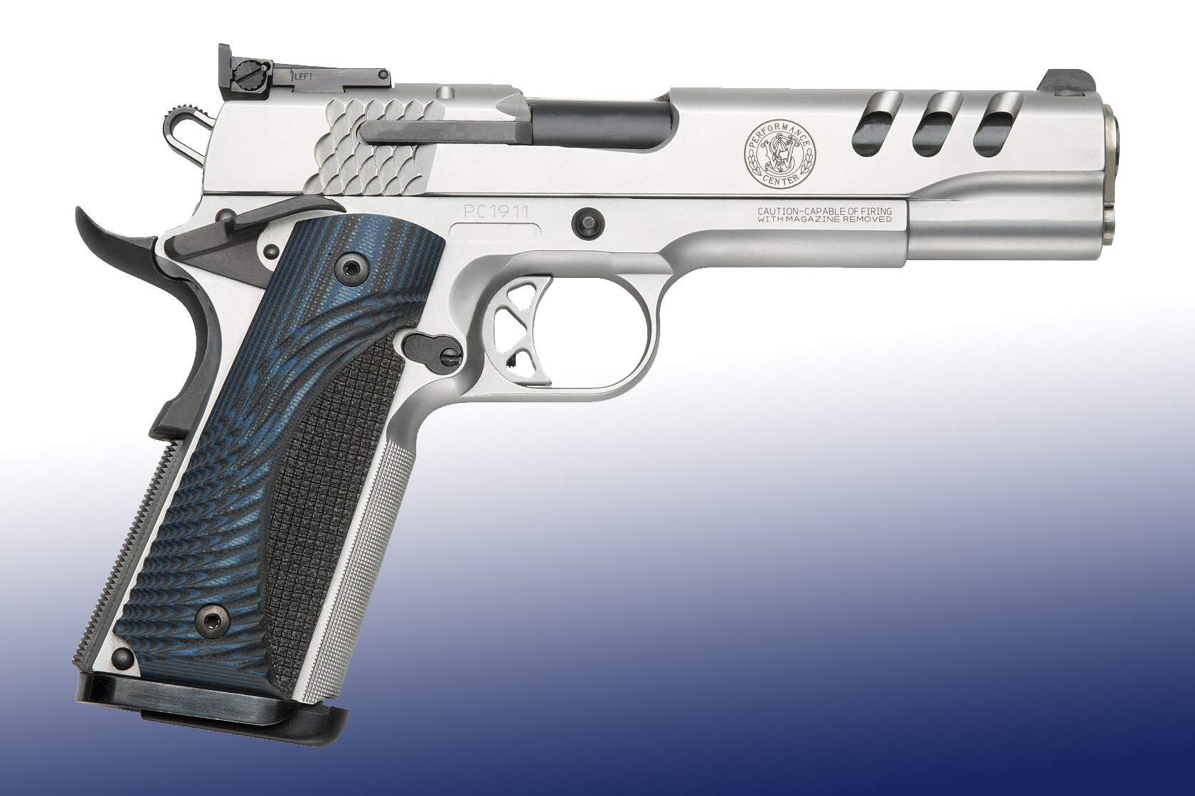 Smith & Wesson Performance Center Custom SW1911