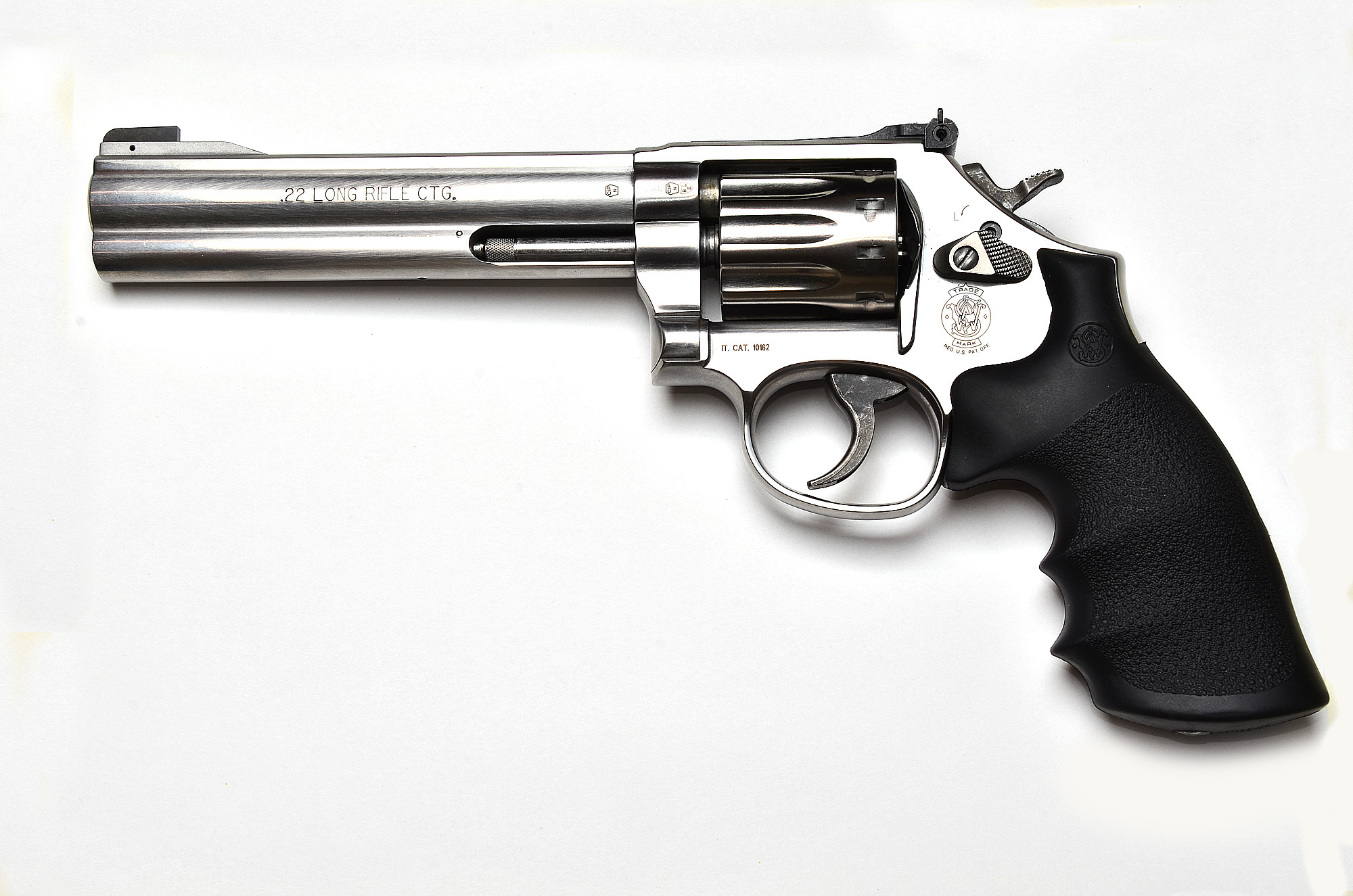 Smith & Wesson Model 617 - Smith & Wesson - Pistols - Articles ...