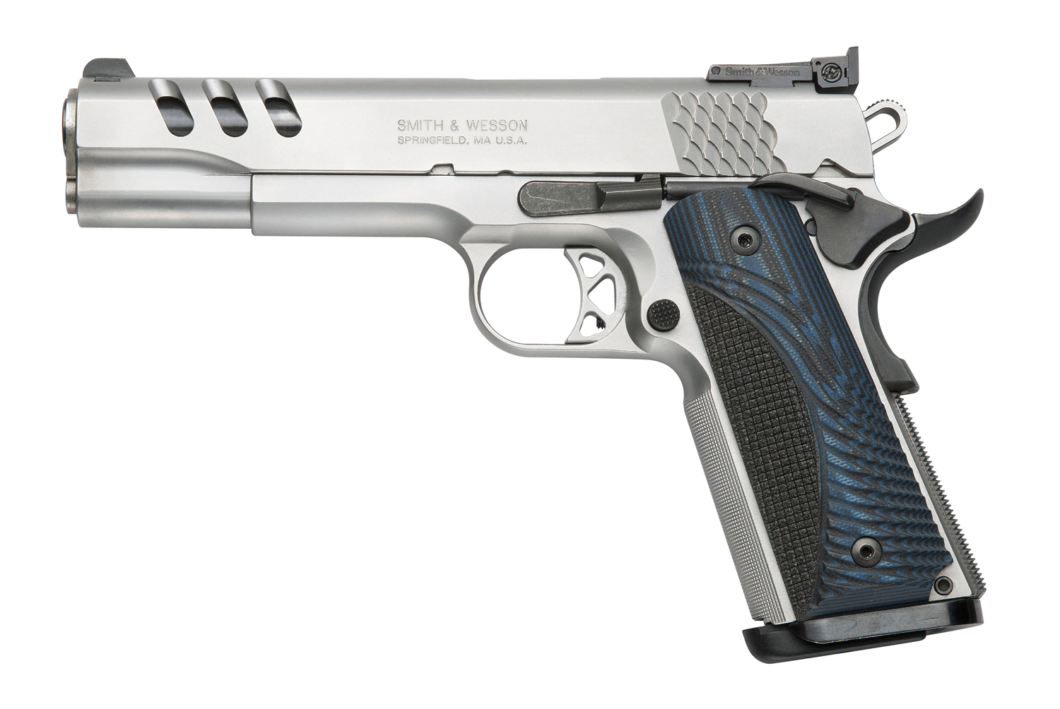 "Smith & Wesson SW-1911 ""Performance Center"" - Pistols ..."