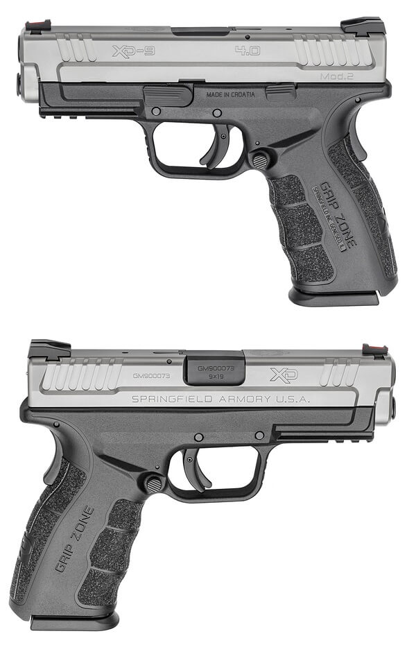 Springfield armory xd 9 springfield armory all4shooters springfield armory introduces a 4 service model of its 9mm xd 9 mod sciox Choice Image