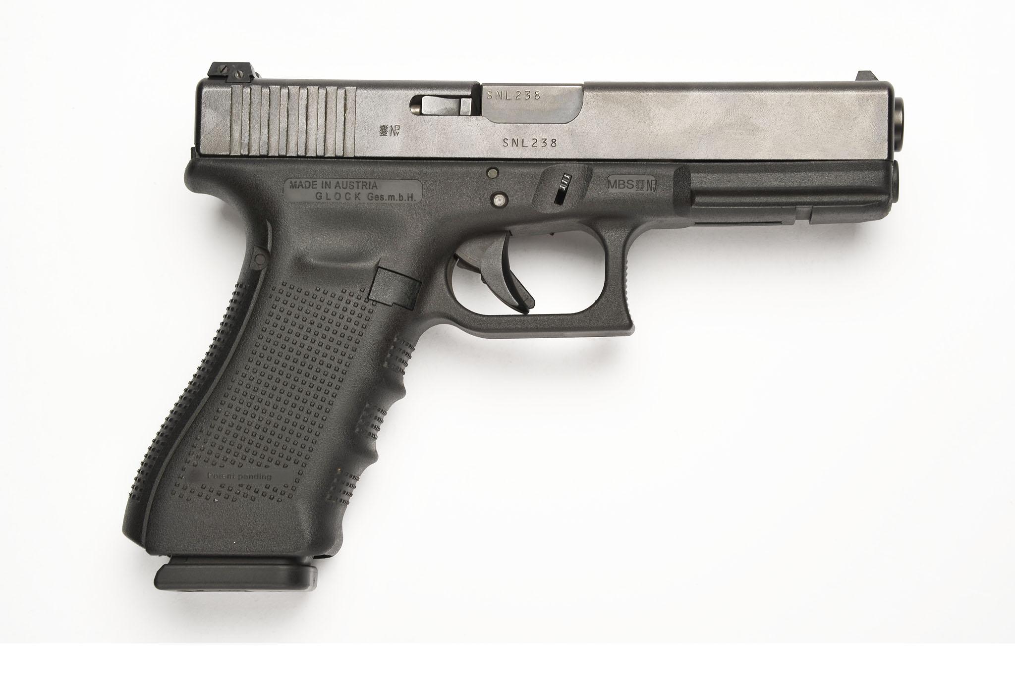 Gallery: Glock 17 Gen 3 Gen 4 - Pistols - Gallery ...