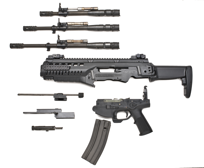The ARX-160 A3 is one of the most versatile, highly modular assault rifles available on the global market today