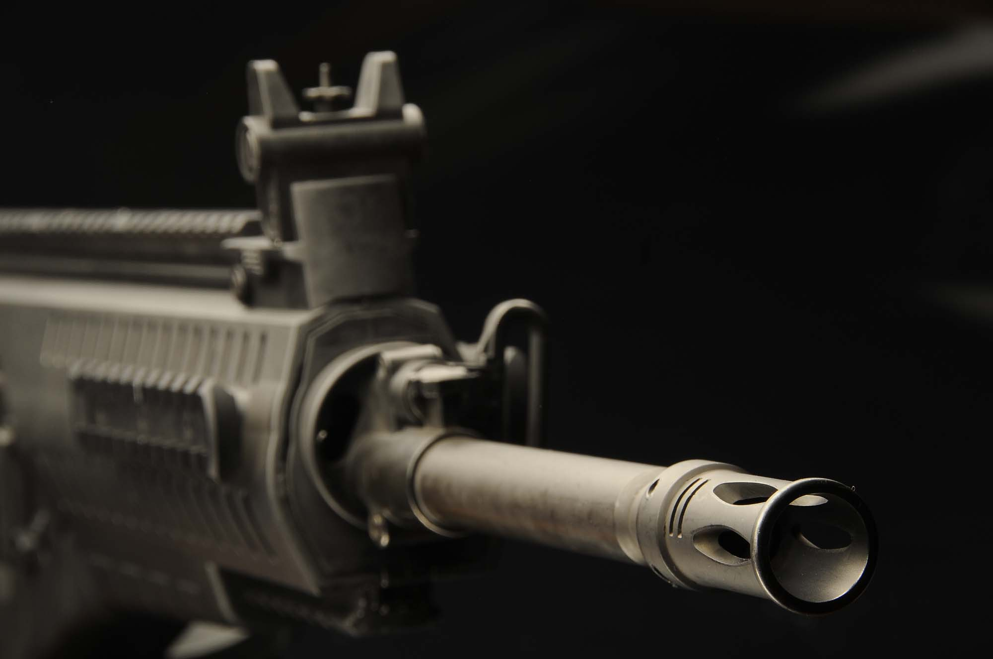 The ARX-160 barrel chambered in 7.62x39mm is manufactured following Beretta's highest Standards