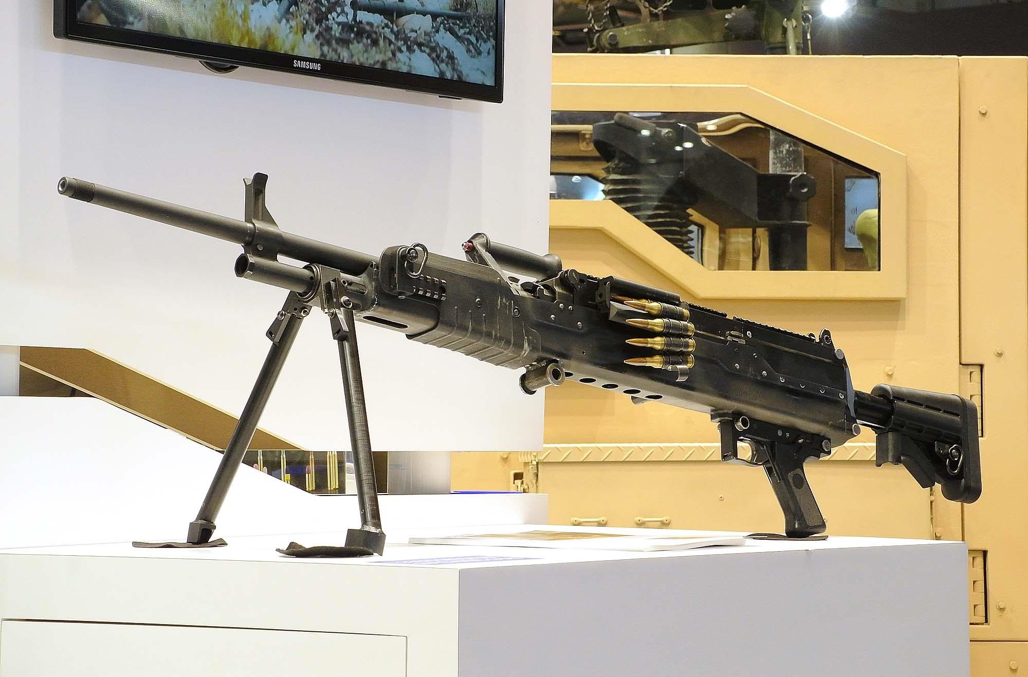 338 machine gun