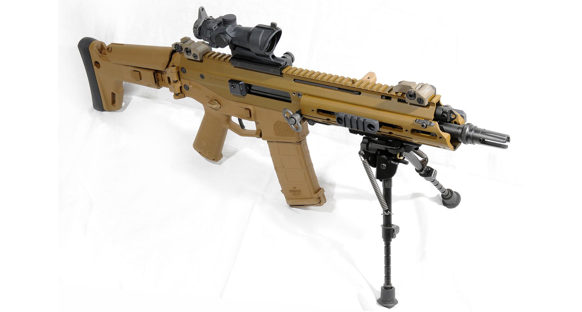 Remington ACR - Remington Arms - Pro Zone - Articles ...