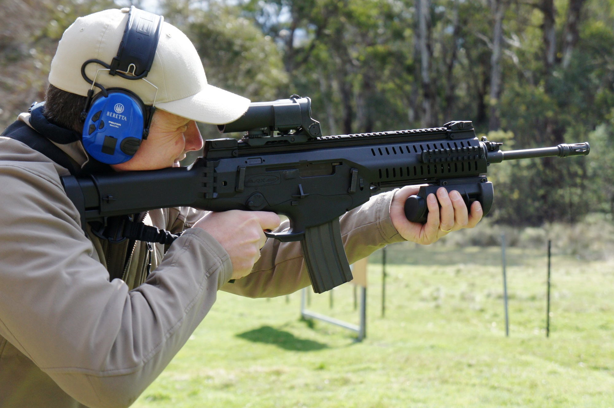 Beretta will finally launch the long-awaited civilian version of the ARX-160 assault rifle this summer!
