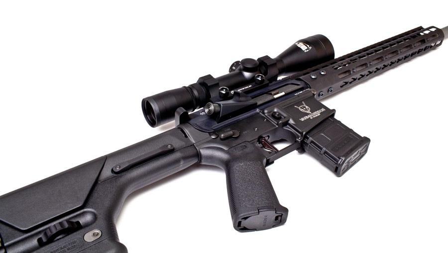 "nosler & noveske's ""varmageddon"" ar! rifles news"