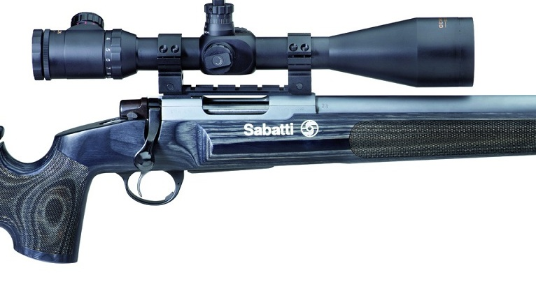 "First seen at the EXA expo in Brescia, Italy, last April, Sabatti's ""Tactical"" series rifles are perfectly tuned, finely crafted Italian shooting machines!"