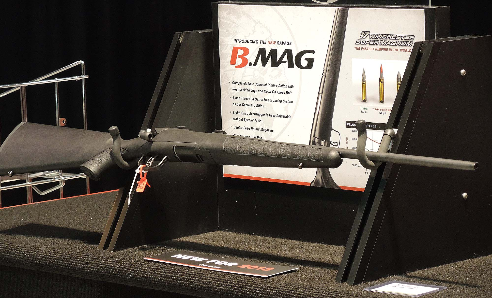 Savage Arms B.Mag