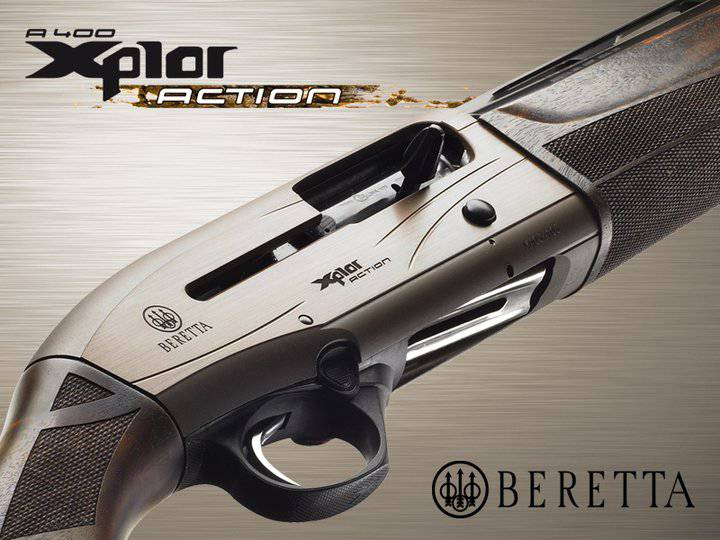 "Opportunities should be seized, and the Beretta's new 20-gauge  A-400 ""XPlor Action"" shotgun is definitely ready to seize them all!"
