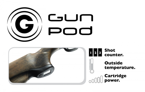 "What actually makes the difference in the ""XPlor Action"" series is the ""Gun Pod"", a true built-in computer"