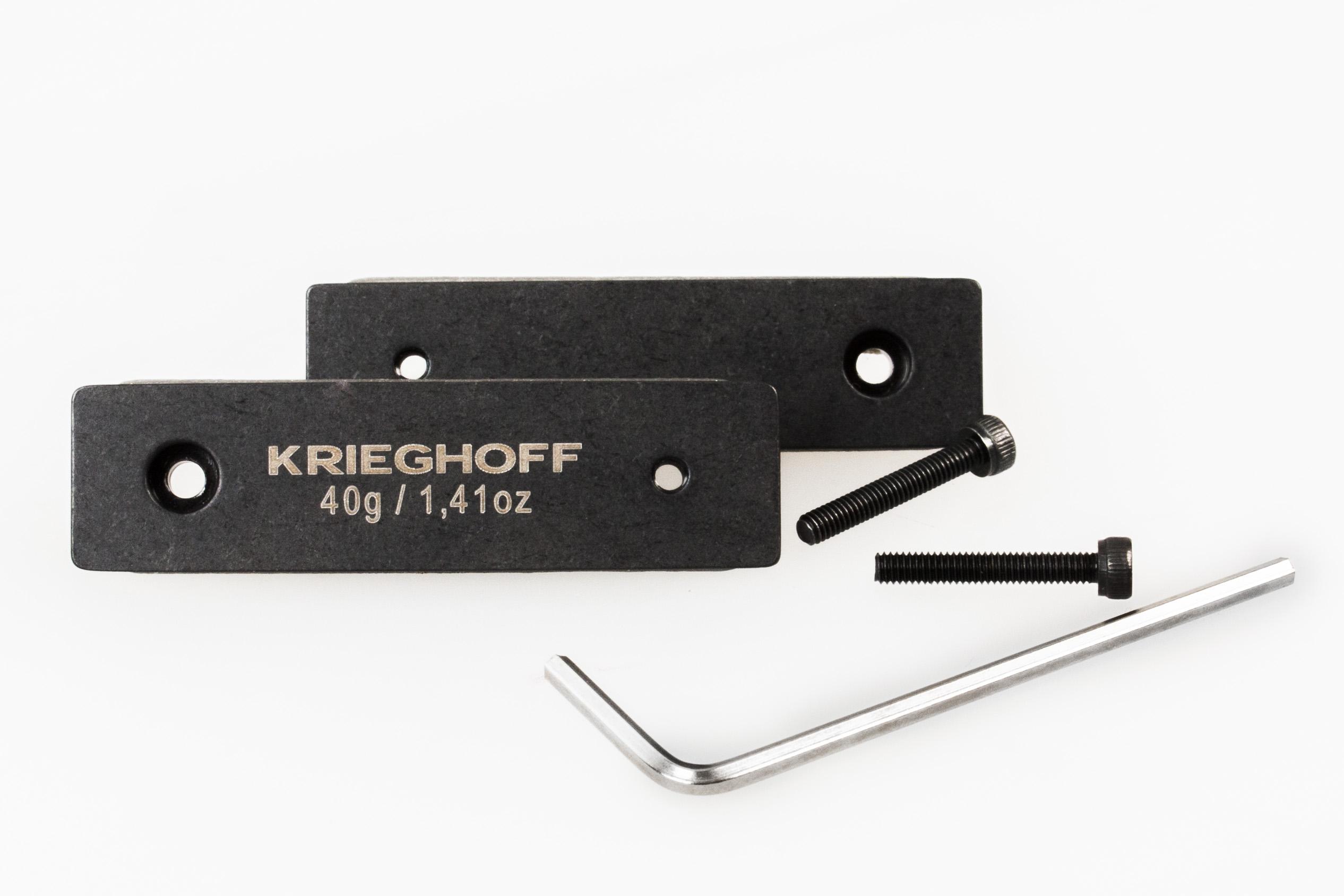 Krieghoff stock options