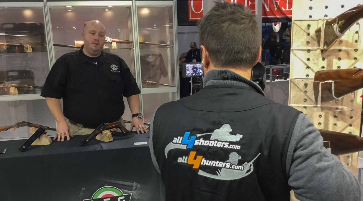 Working Press of the SHOT Show