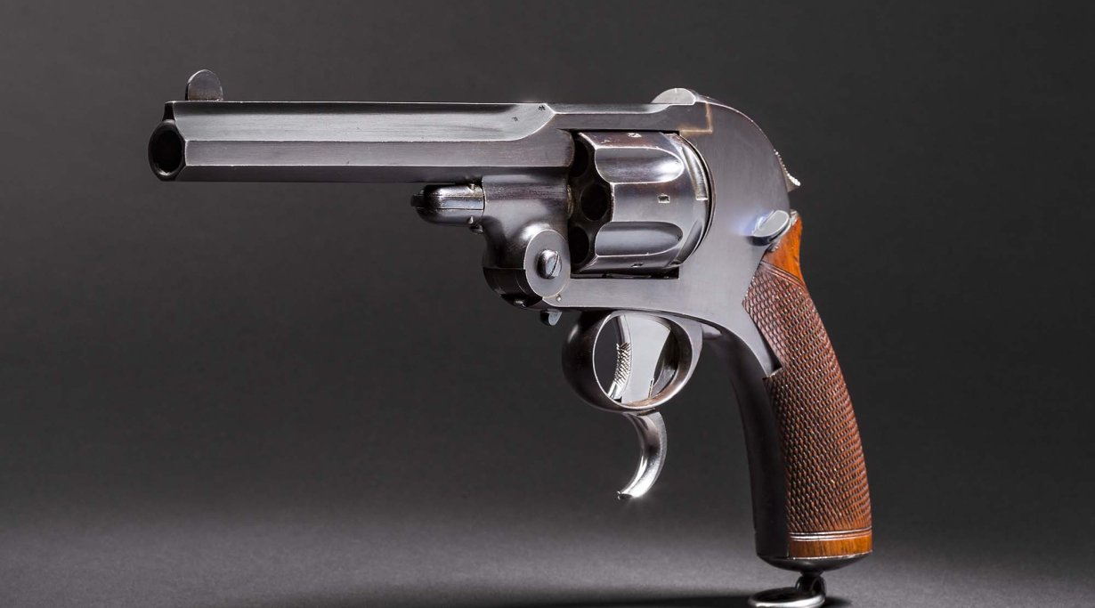 Photogallery: the most interesting guns auctioned at Hermann Historica