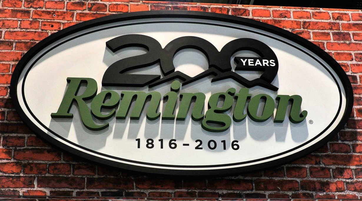 Remington at SHOT Show 2016