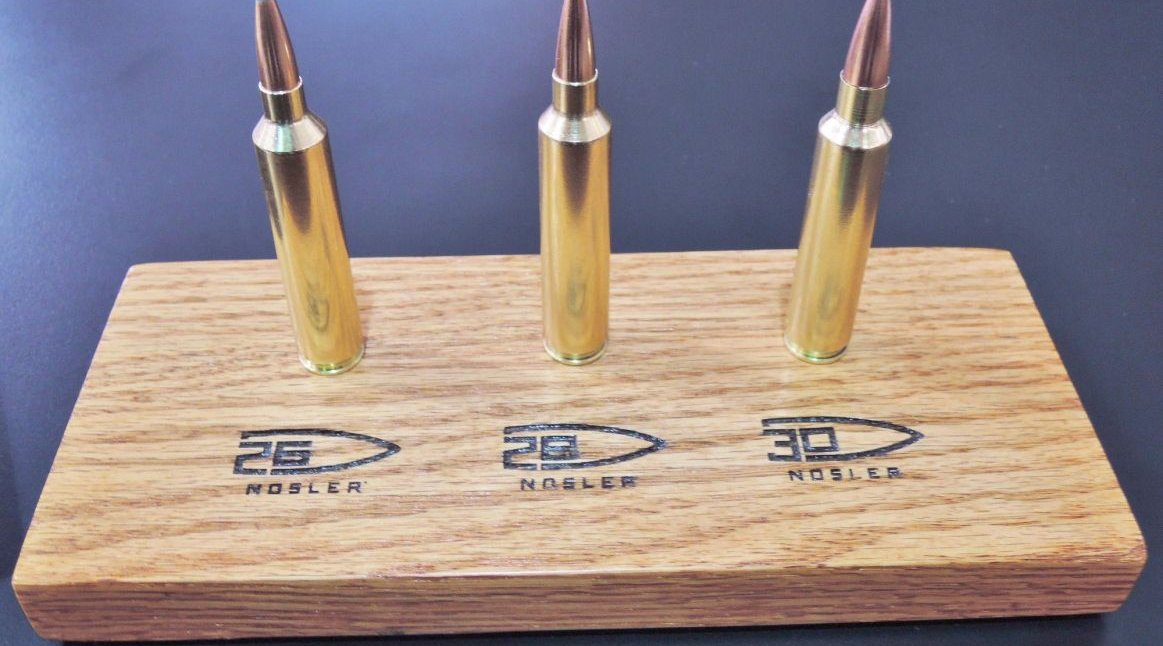 .30 Nosler, a new hunting ammunition caliber