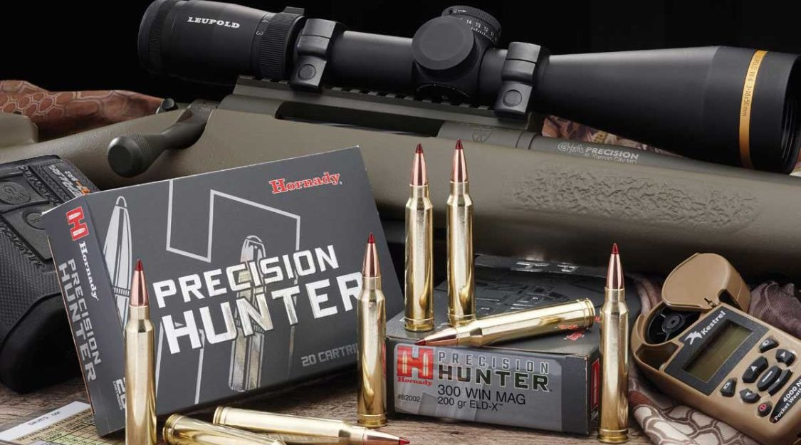 Hornady's new rounds for 2016