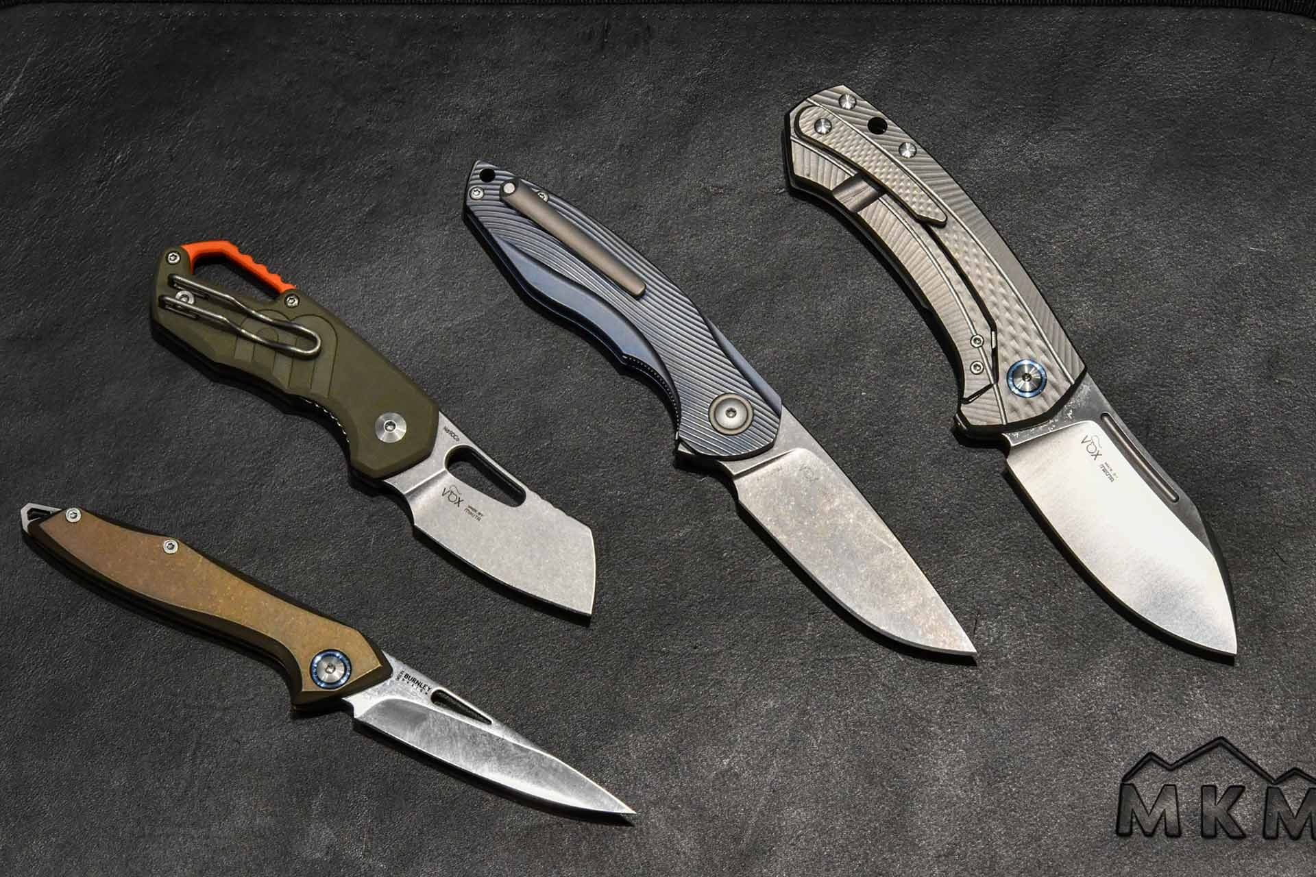 New Mikita line of knives 2019