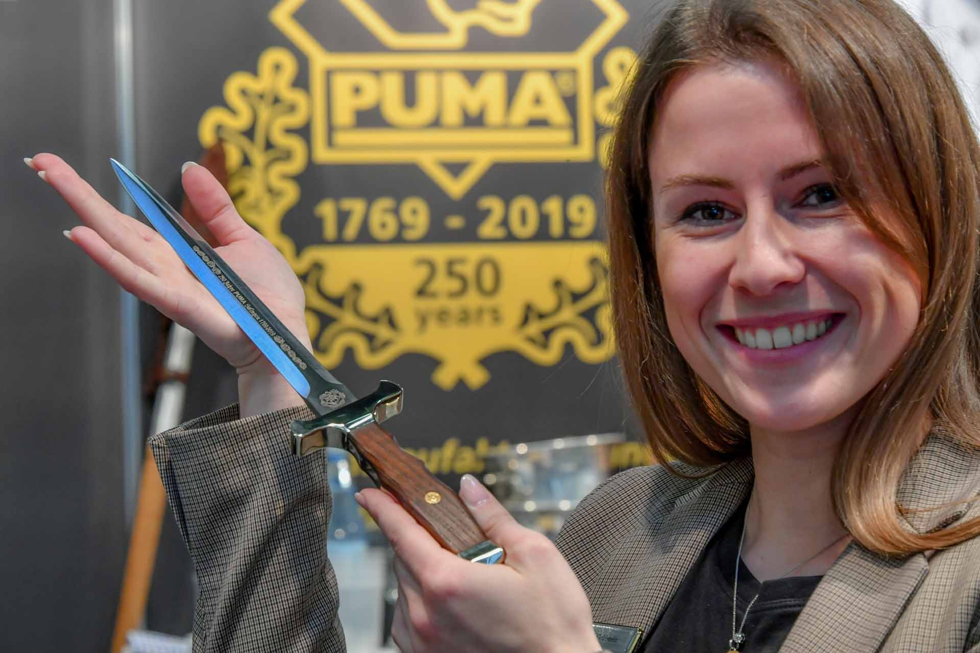 Puma knife of the year