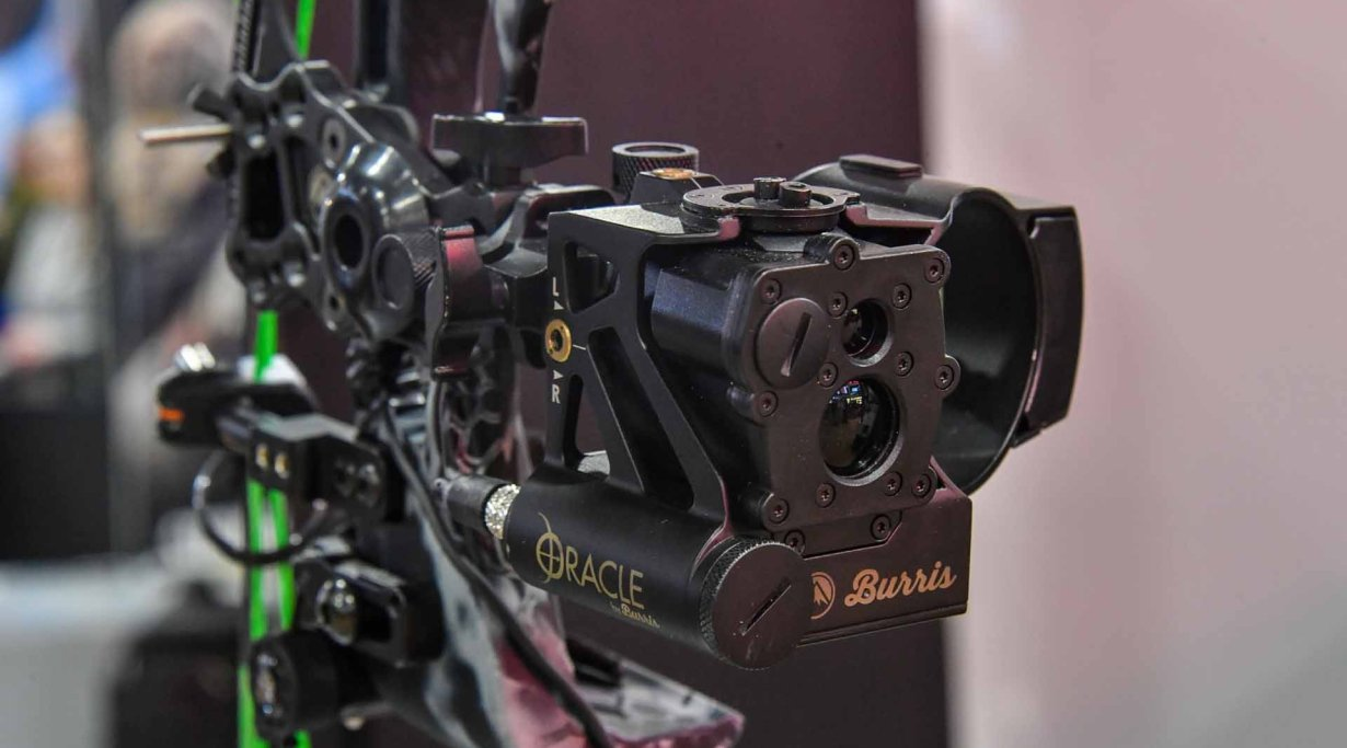 Burris Oracle bow sight