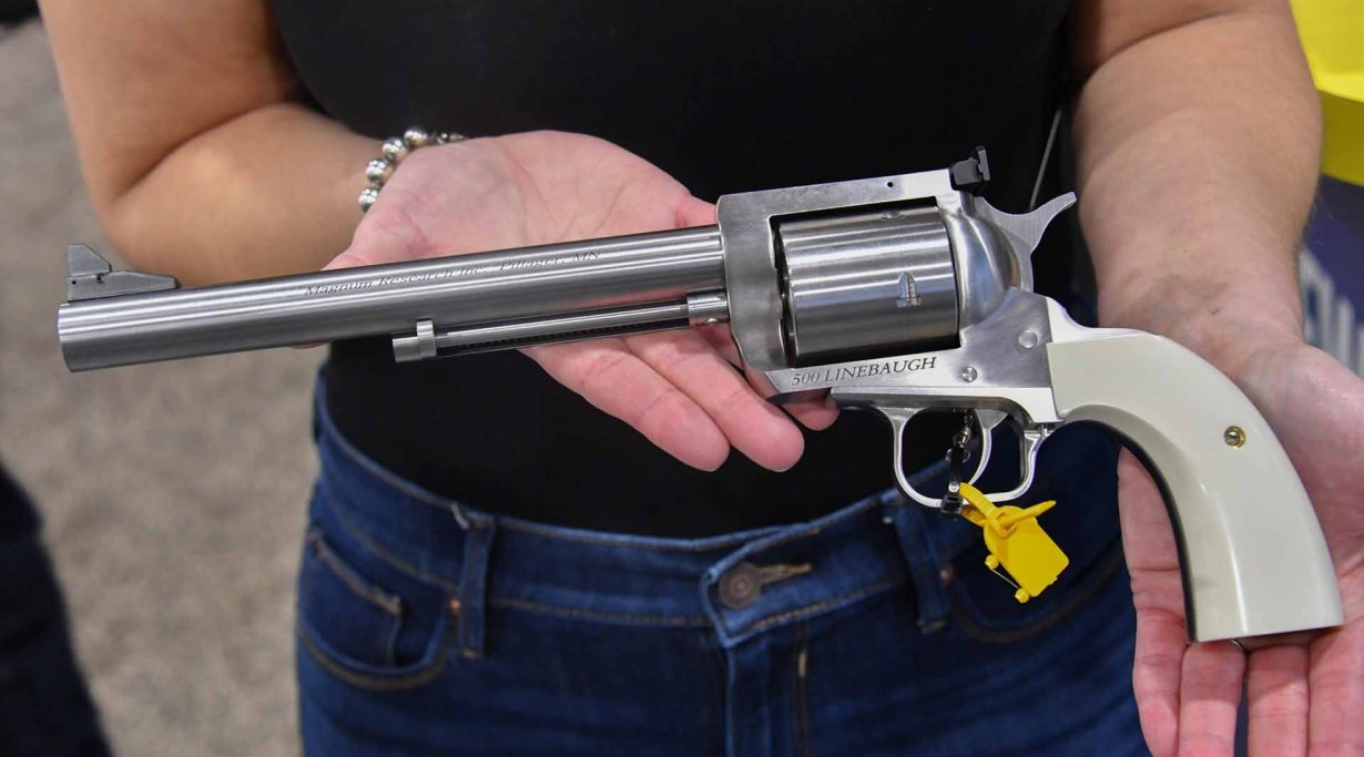 Magnum Research .500 Linebaugh revolver