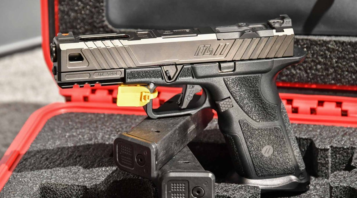 The O.Z-9. pistol from ZEV Technologies