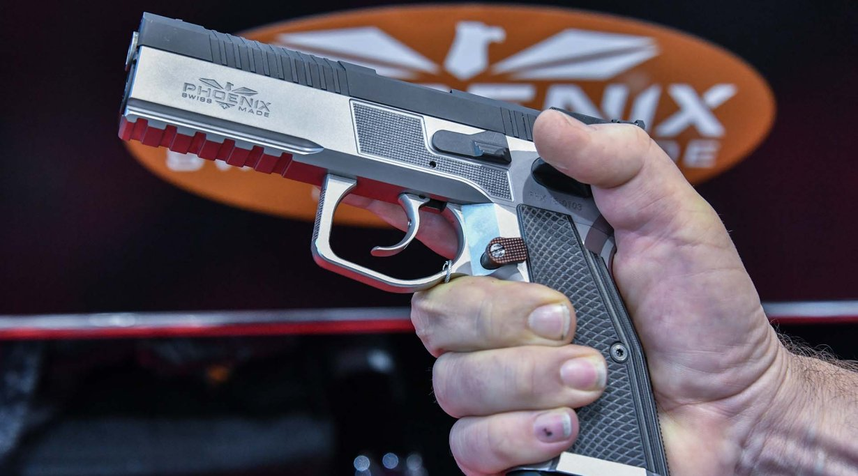 Pictures Of New Handguns Of The Iwa 2018 All4shooters