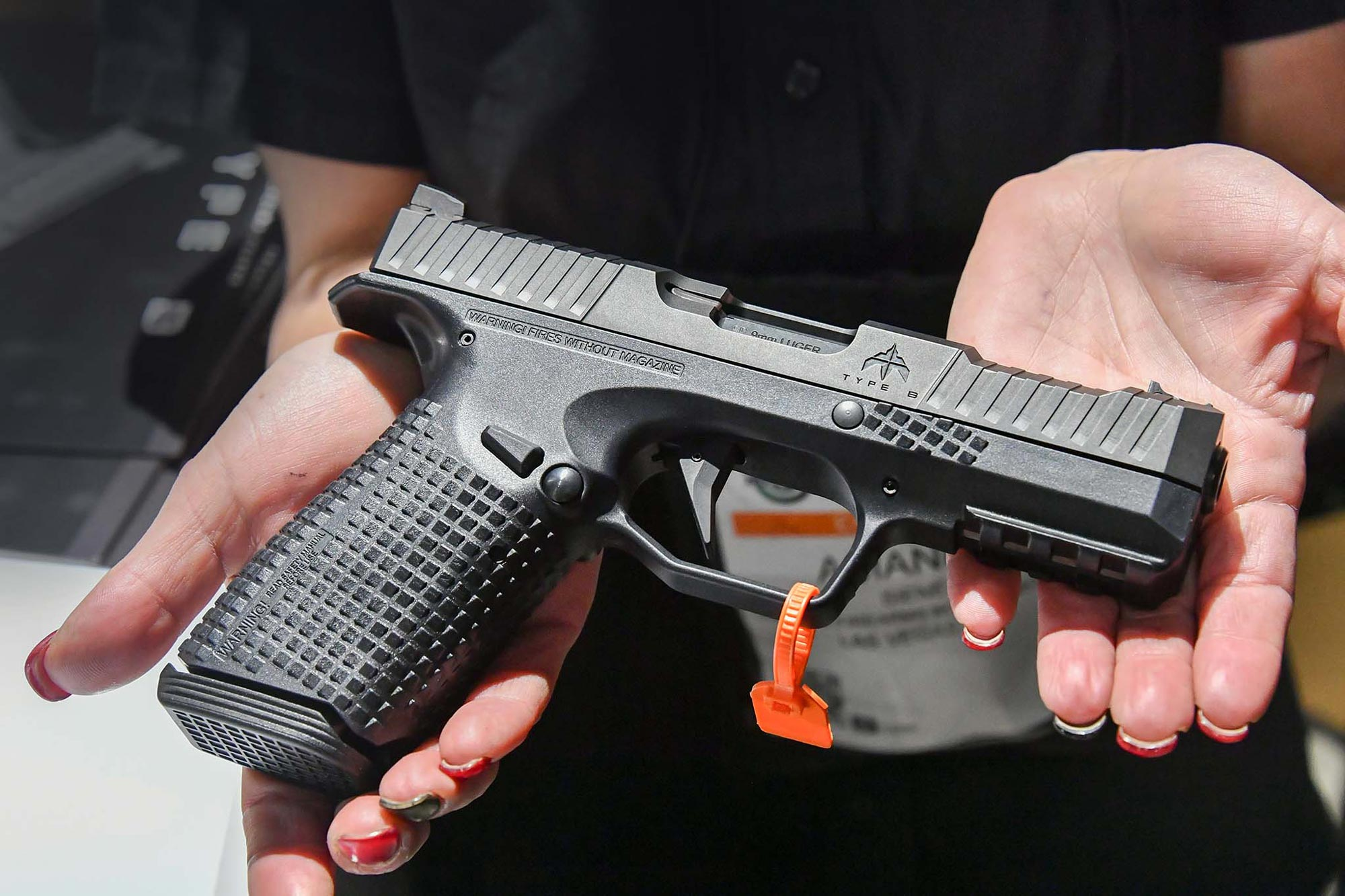 pistols: Pictures of new pistols of the SHOT Show 2018