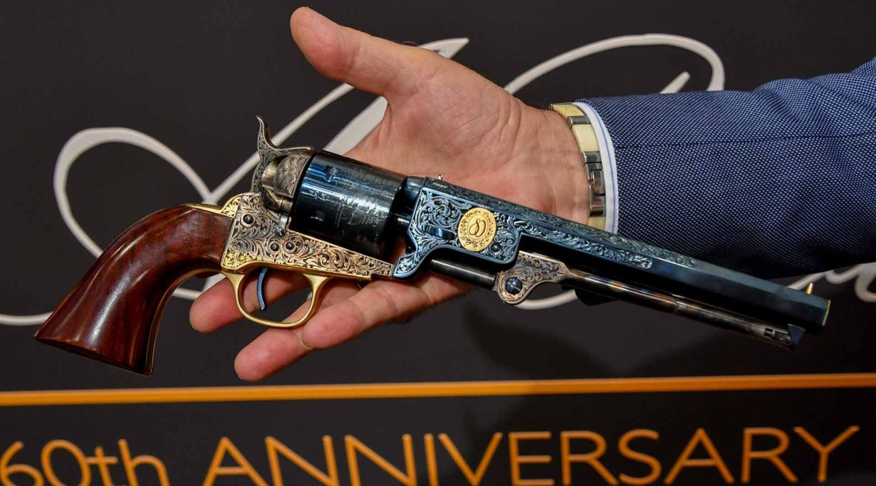Uberti Richards Mason 1851 Navy