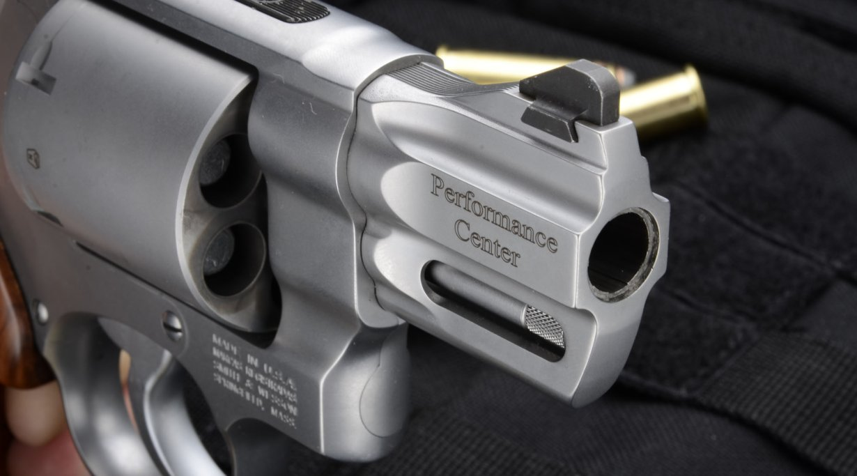 Revolver Smith&Wesson 629 Performance Center