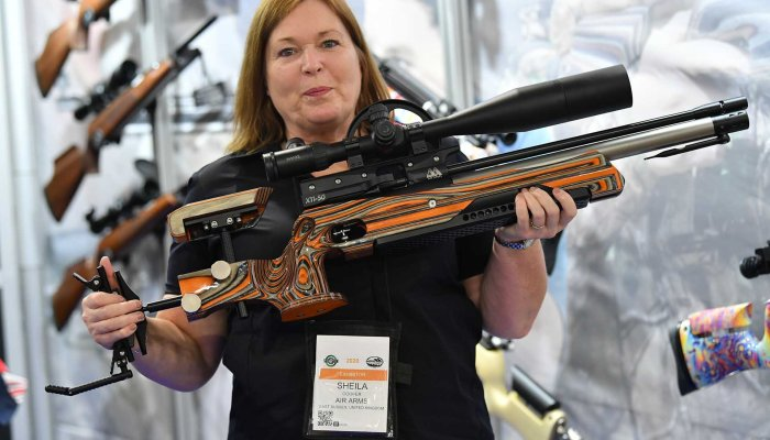 photo gallery: SHOT Show: New rifles and shotguns for 2020