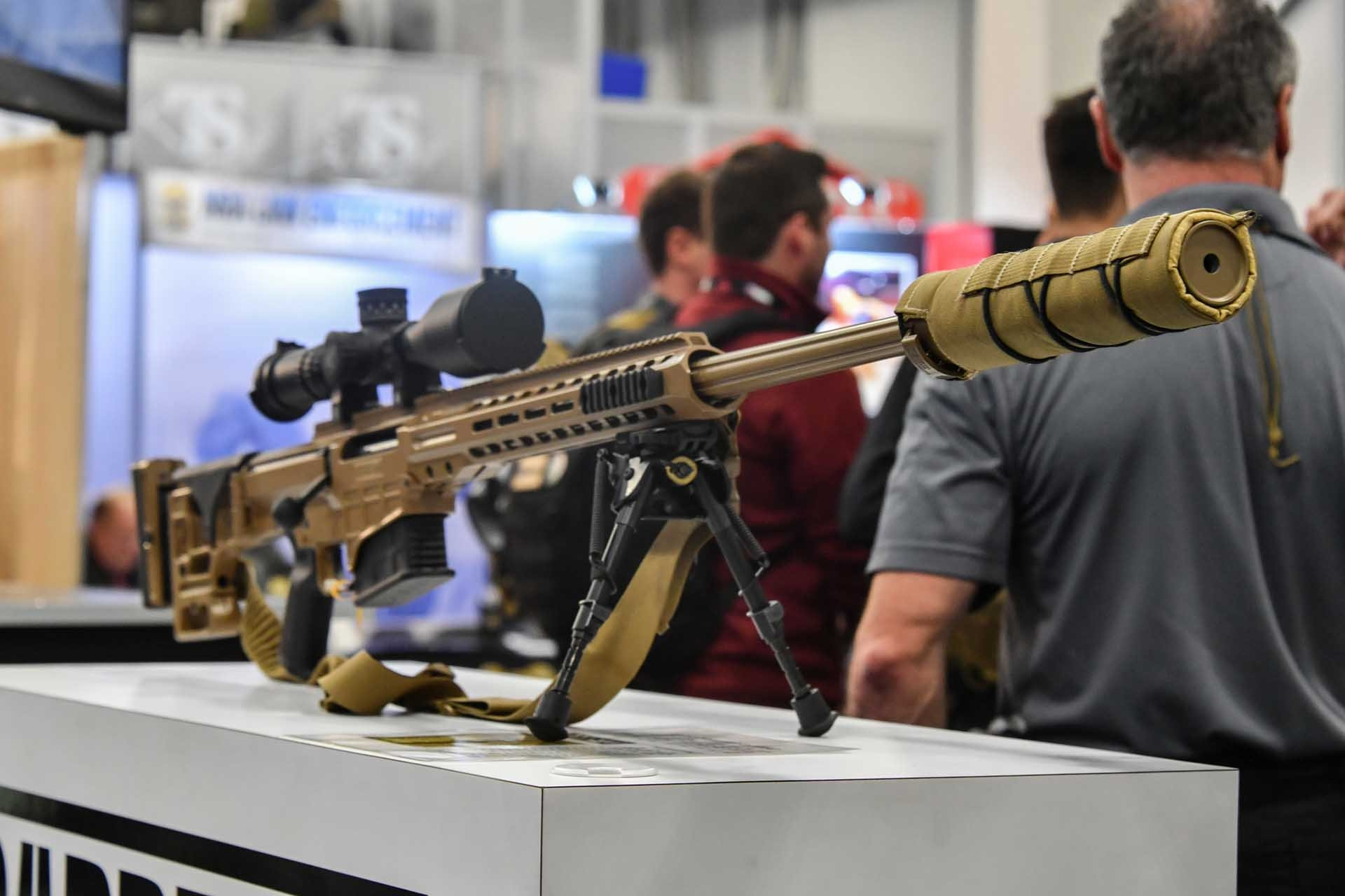 photo gallery: SHOT Show: New rifles for 2019