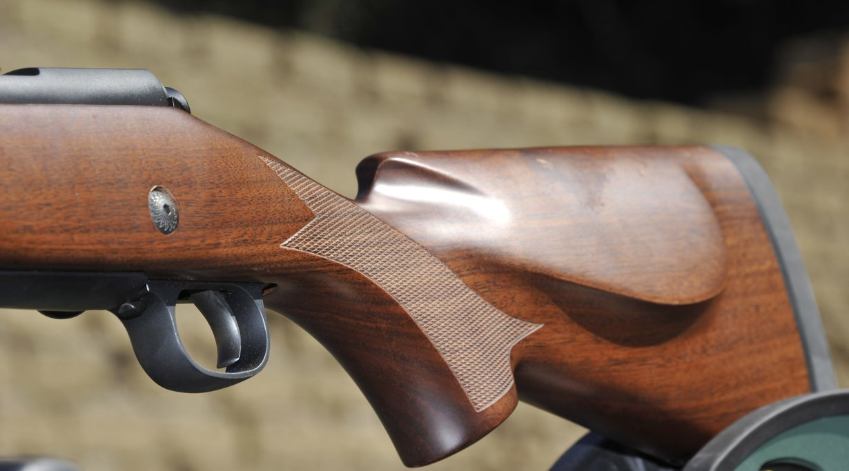 Winchester Model 70 Safari Express in .375 H&H Mag