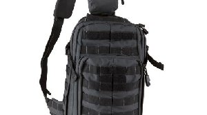 The Rush Moab 10 backpack from 5.11 Tactical.