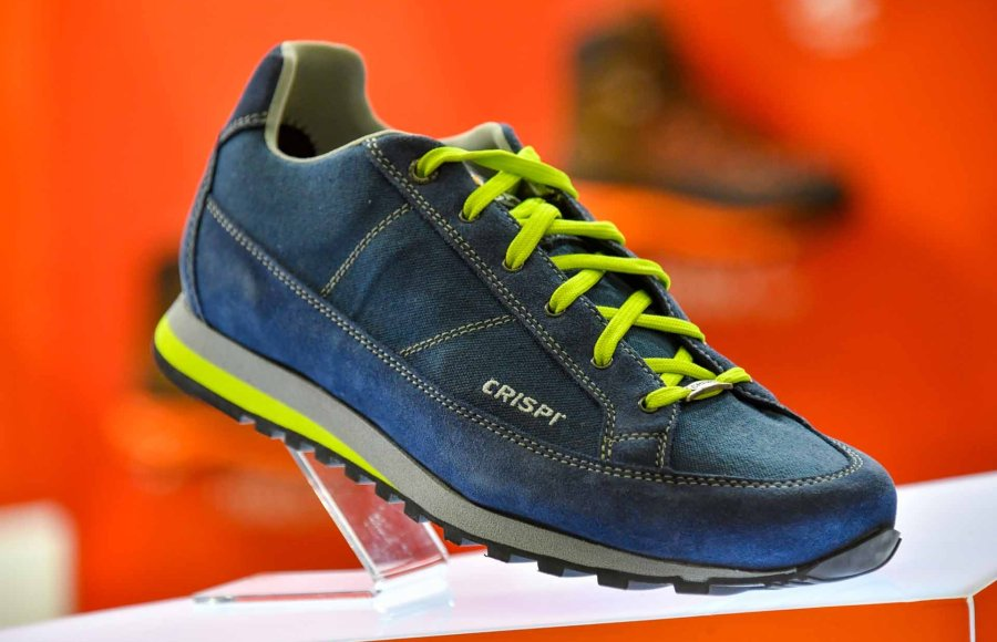 Crispi Addict shoes at the IWA 2019
