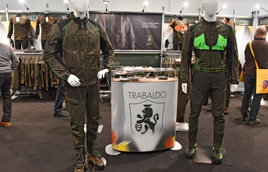 Trabaldo's booth at HIT Show 2018