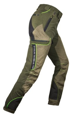 The Trabaldo Warrior Pro hunting pants from the Titanial line.