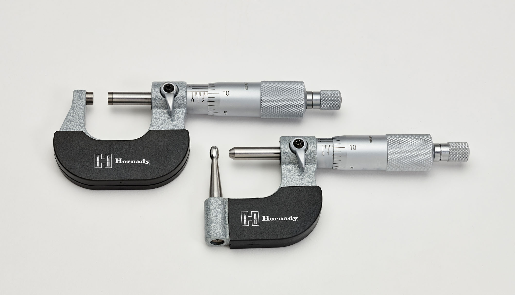 The new micrometers and tools from Hornady