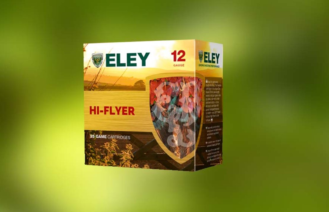 Eley Hi-Flyer cartridge case