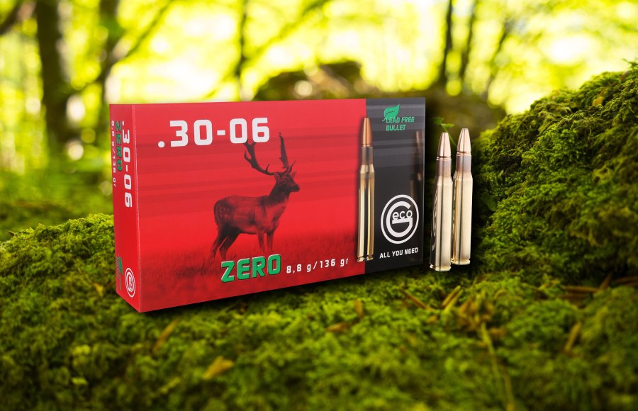 GECO.30-06 ZERO Lead-Free Rifle Cartridge User Test