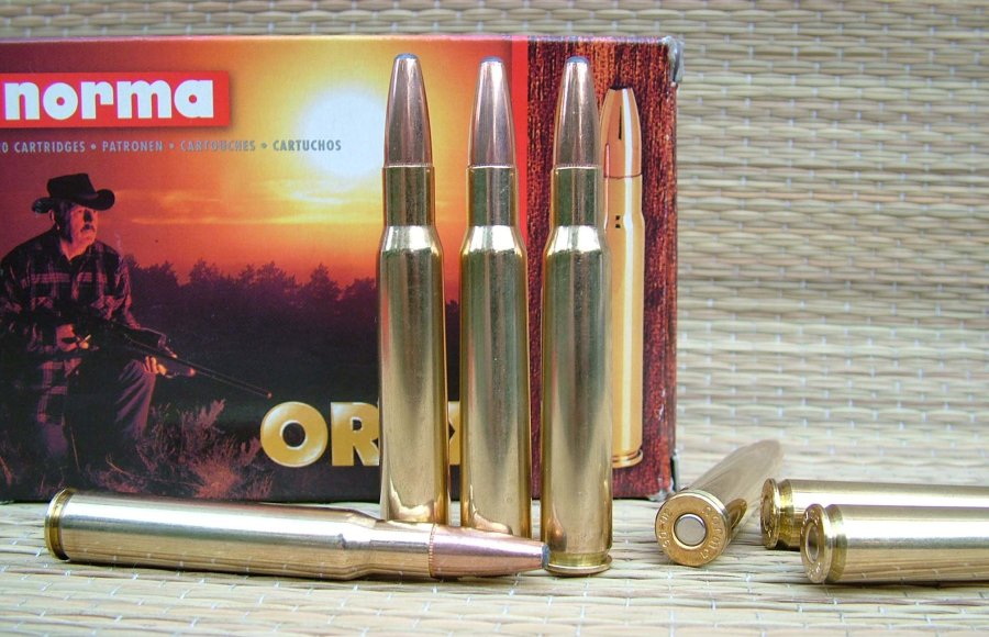 Norma Oryx cartridges