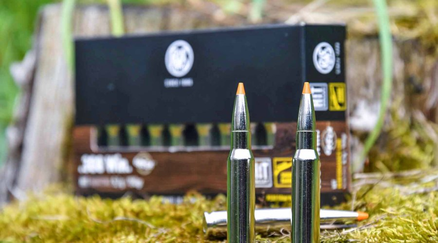 RWS Short Rifle ammunition in .308 Winchester caliber.